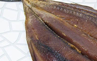 Dried bonito whole or loins vacuum bag