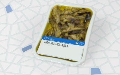 Migas bacaladilla seca 100/60 g