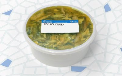 Migas bacaladilla seca 500/350 g