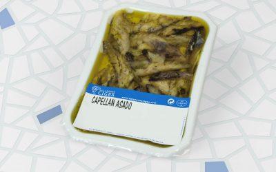 Capellán asado 100/60 g